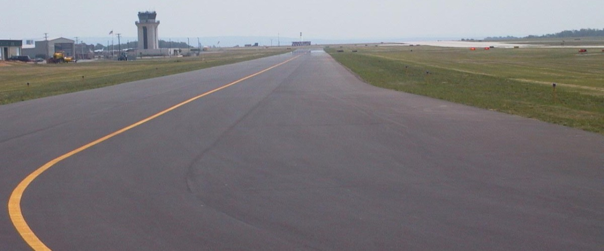 Airport Taxiway Construction - Murtha - Johnstown-Cambria County Airport