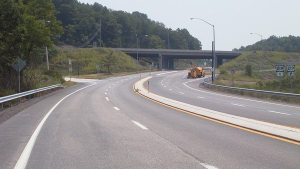 Cambria County SR869 St. Michael Highway Reconstruction